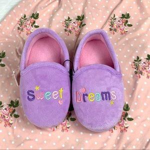 3/$20 NWT Wonder Nation Sweet Dreams Slippers